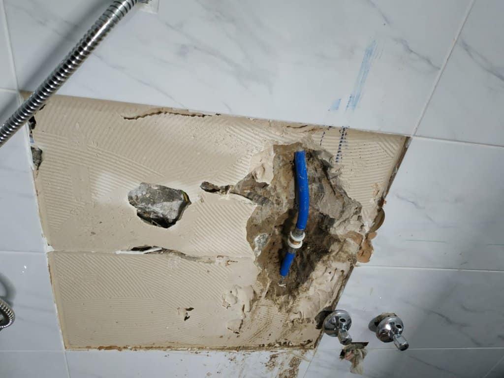 שירותי אינסטלציה - הסדר ביטוח של נזקי מים וצנרת